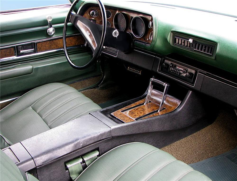 1970 CHEVROLET CAMARO SS 2 DOOR HARDTOP COUPE - Interior - 79193