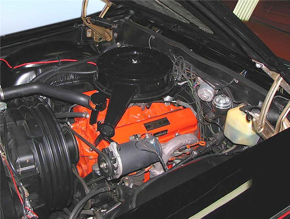 1962 CHEVROLET IMPALA SPORT COUPE - Engine - 79203