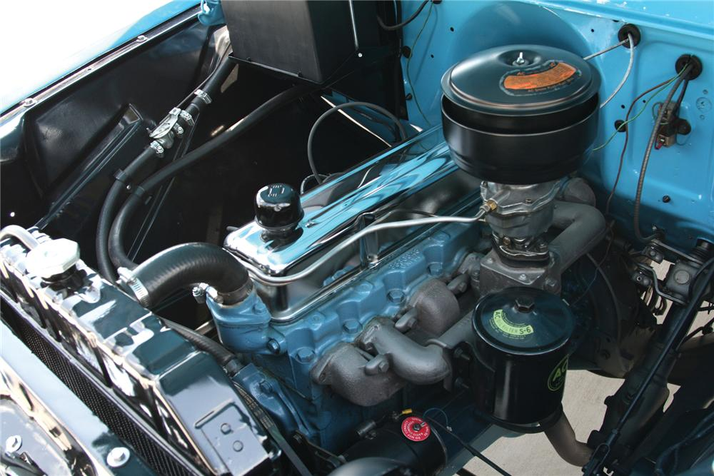 1957 CHEVROLET 3100 STEP-SIDE PICKUP - Engine - 79214