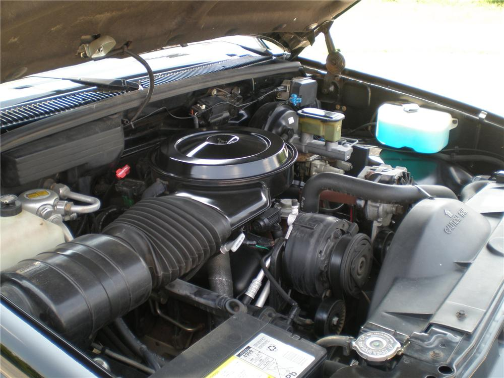 1990 CHEVROLET 1500 PICKUP - Engine - 79224