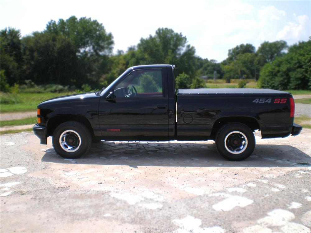 chevy trucks 1990s - photo #20