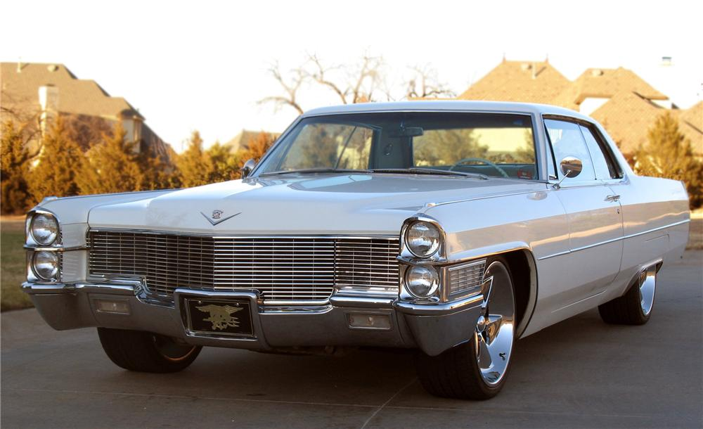 1965 cadillac coupe de ville 2 door coupe front 3 4 79225. Cars Review. Best American Auto & Cars Review