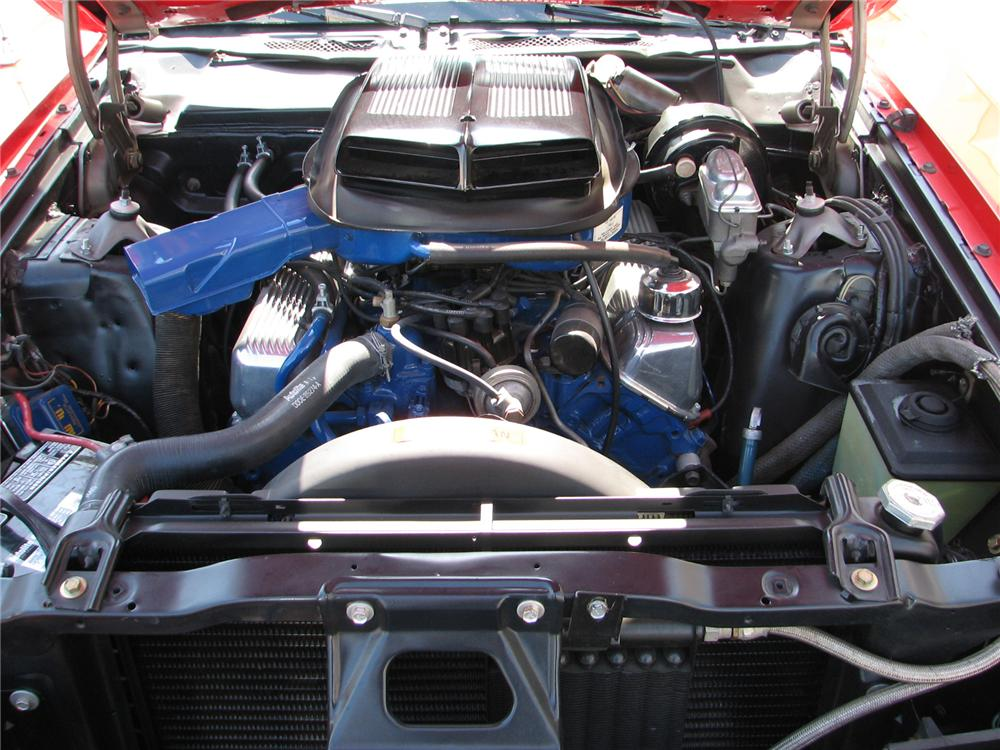 1970 FORD RANCHERO 500 PICKUP - Engine - 79231