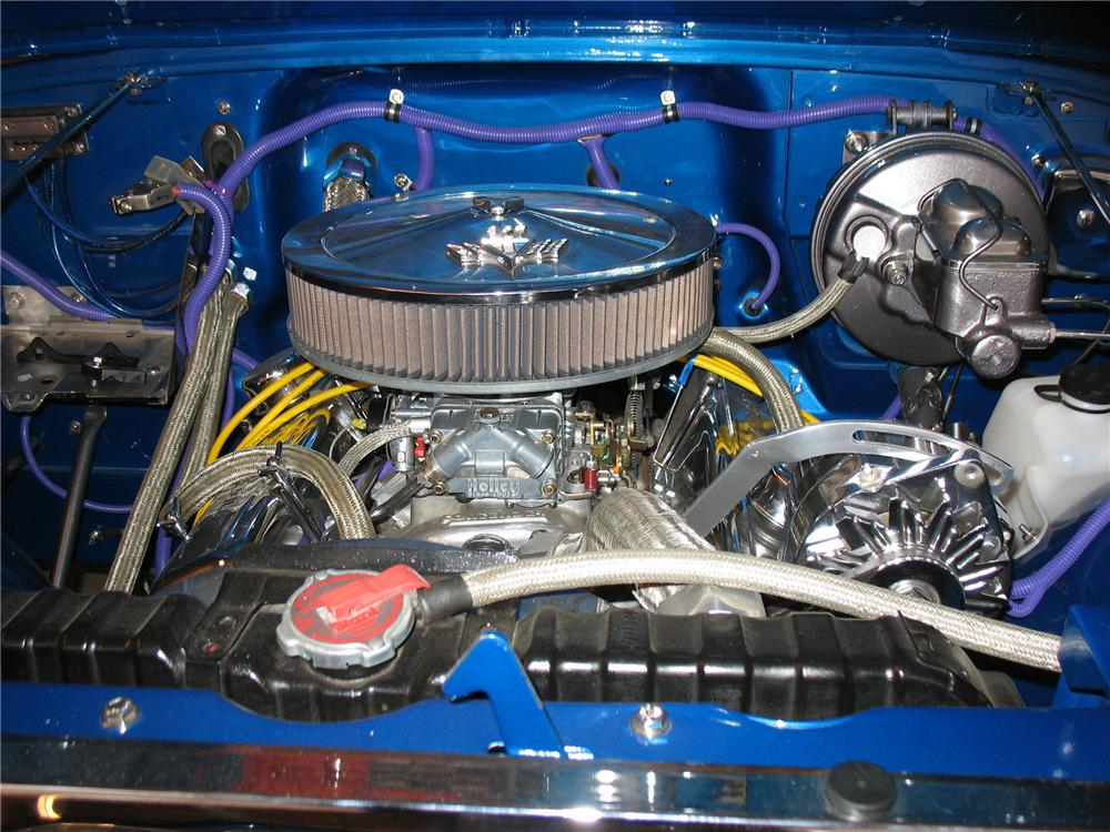 1983 AMERICAN MOTORS JEEP CJ-7 CUSTOM - Engine - 79234