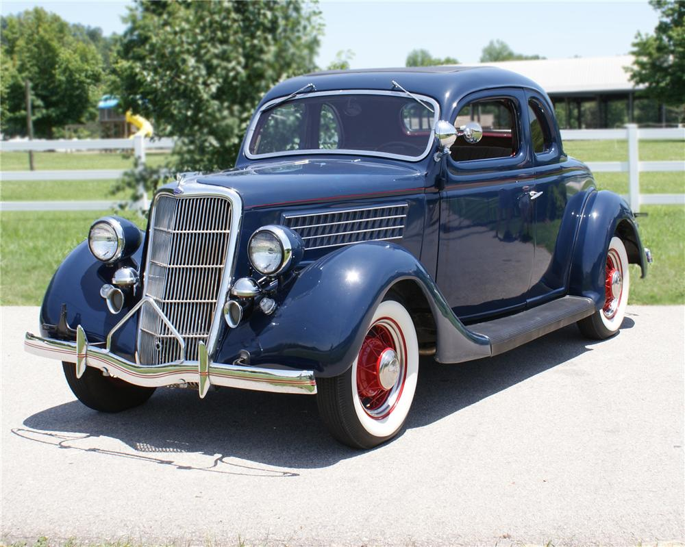 1935 Ford 5 Window Coupe 79245