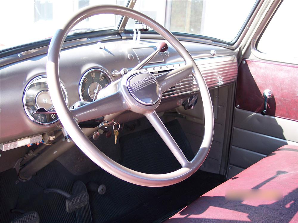 1949 CHEVROLET 3100 PICKUP - Interior - 79250