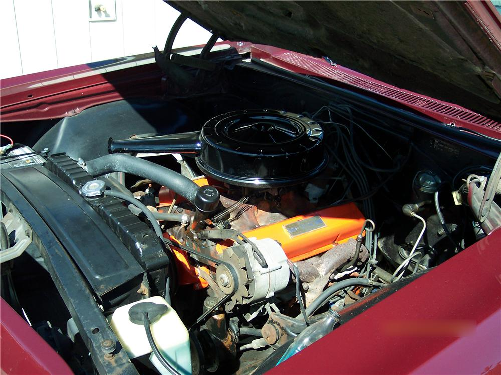 1965 CHEVROLET IMPALA SS 2 DOOR HARDTOP - Engine - 79253