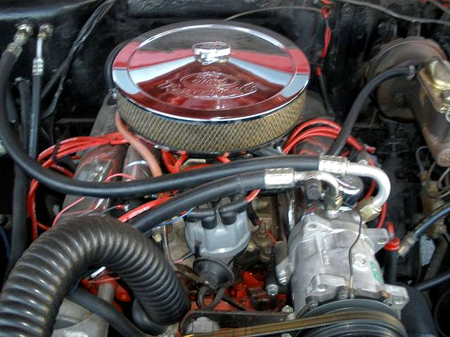 1965 FORD F-100 PICKUP - Engine - 79255