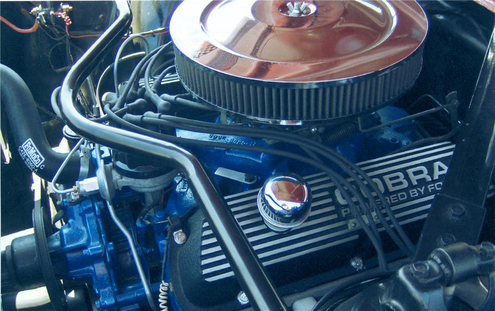 1966 FORD MUSTANG GT 2+2 FASTBACK - Engine - 79271