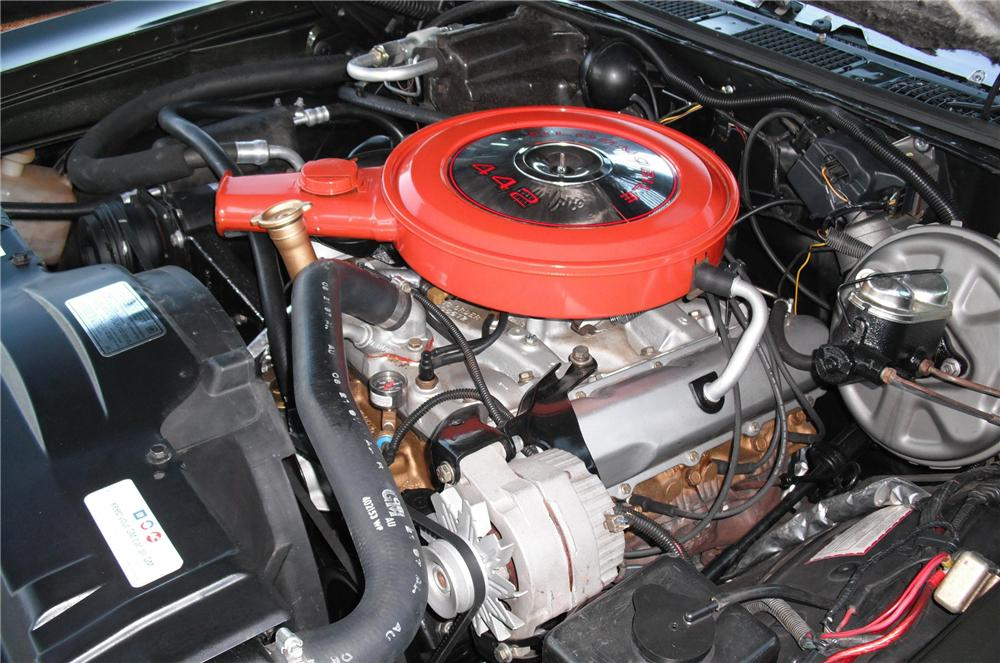 1968 OLDSMOBILE HOLIDAY 442 COUPE - Engine - 79275