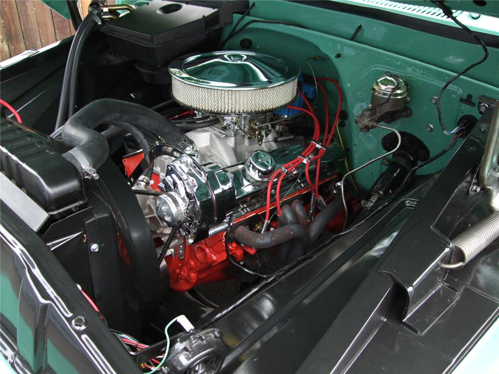 1965 CHEVROLET C-20 PICKUP - Engine - 79276