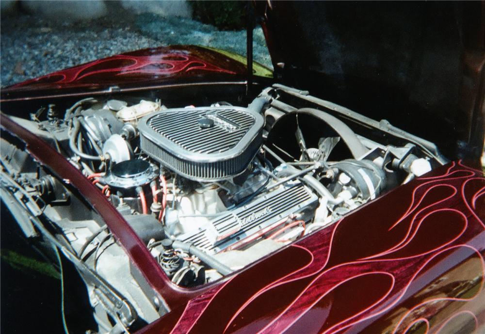 1978 CHEVROLET CORVETTE COUPE - Engine - 79279