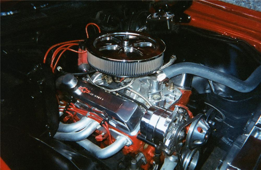 1972 CHEVROLET EL CAMINO PICKUP - Engine - 79280