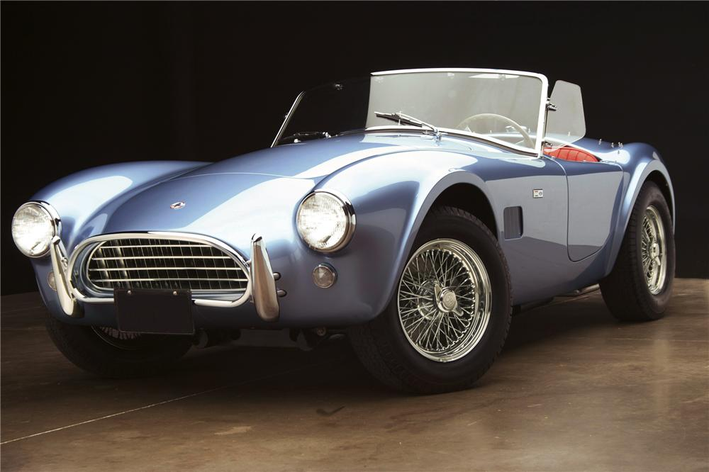 1965 SHELBY COBRA ROADSTER - Front 3/4 - 79295