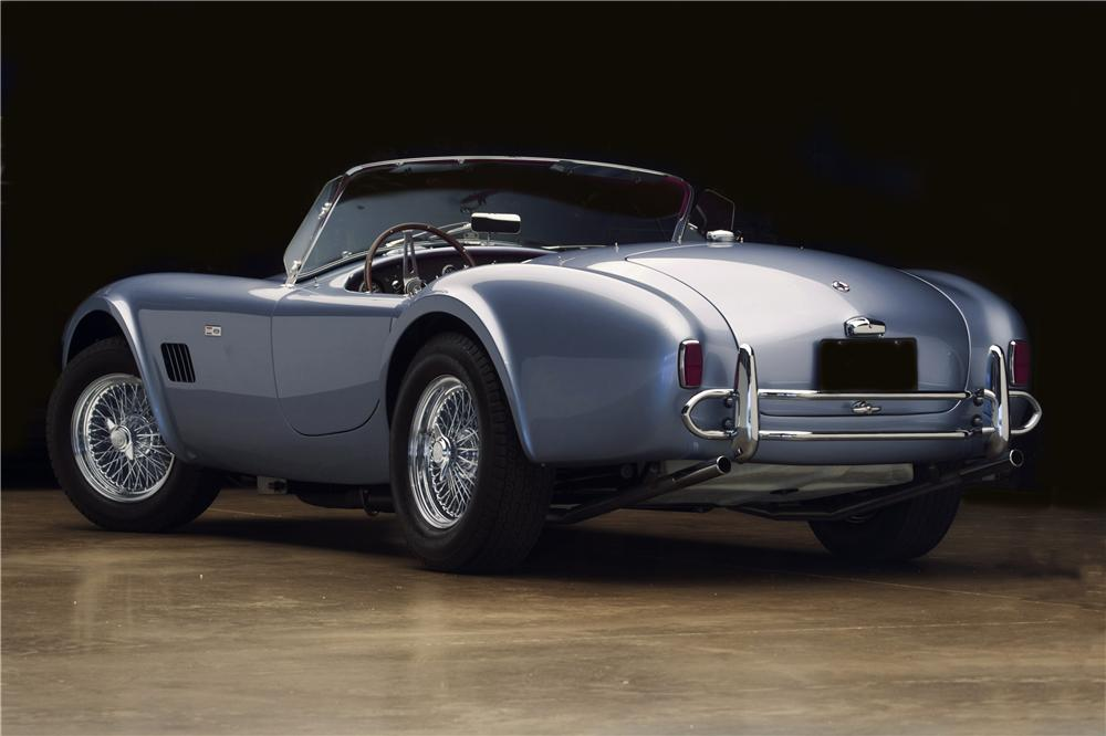 1965 SHELBY COBRA ROADSTER - Rear 3/4 - 79295