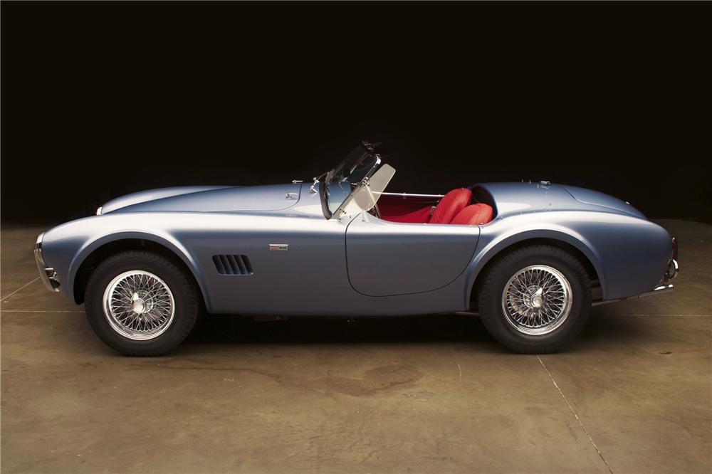 1965 SHELBY COBRA ROADSTER - Side Profile - 79295