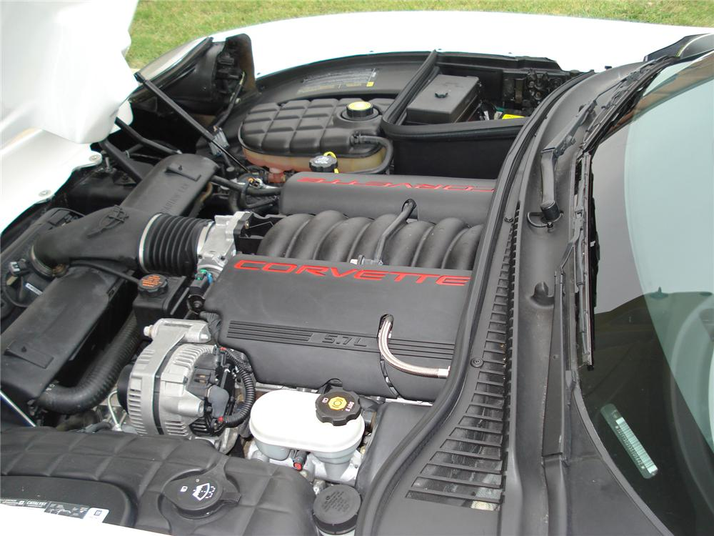 2003 CHEVROLET CORVETTE AVELATE CONVERTIBLE - Engine - 79529