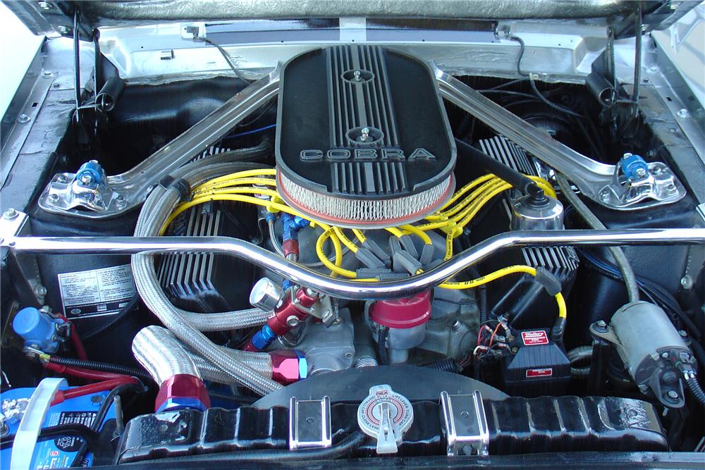 1968 FORD MUSTANG CUSTOM FASTBACK - Engine - 79531
