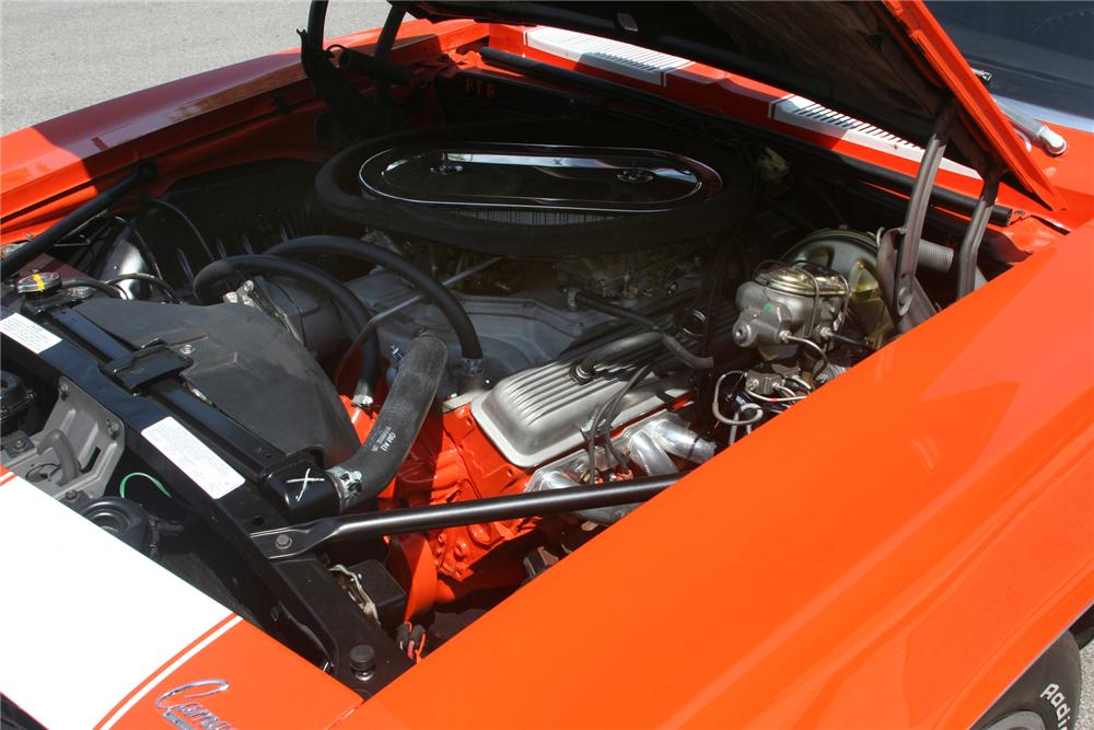 1969 CHEVROLET CAMARO Z/28 2 DOOR COUPE - Engine - 79580