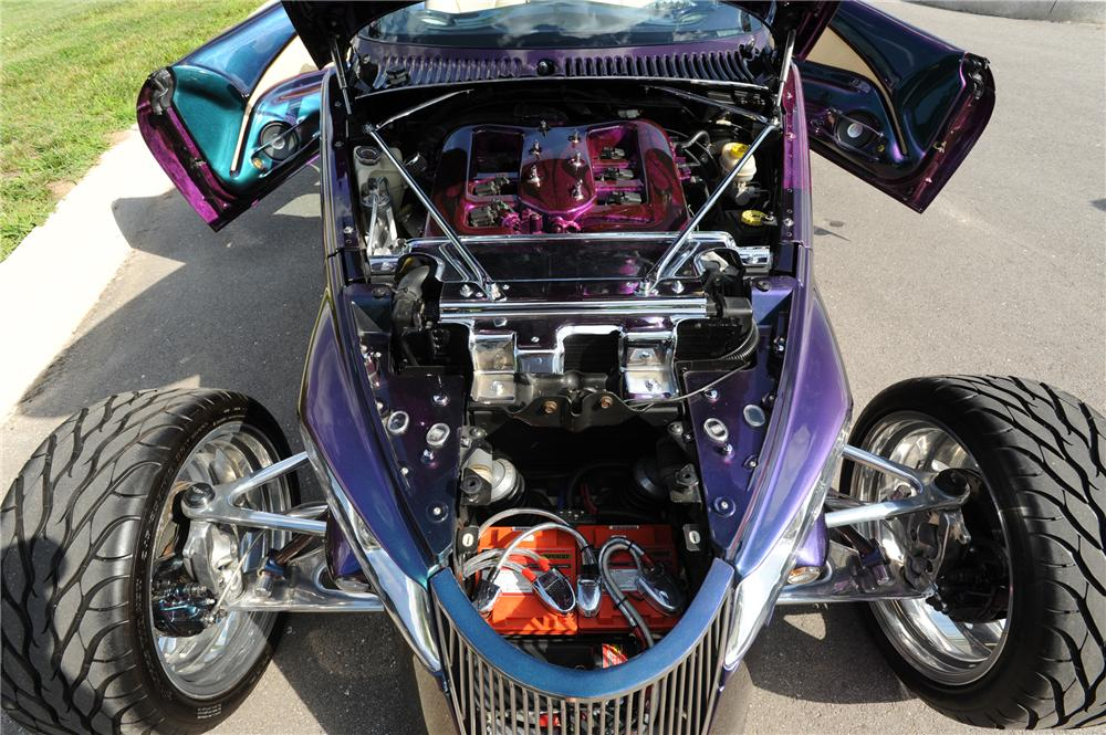 2000 PLYMOUTH PROWLER CUSTOM ROADSTER - Engine - 79589