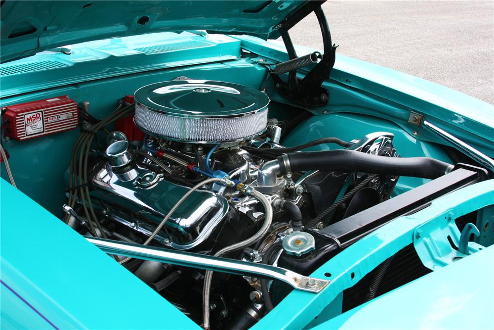 1967 CHEVROLET CAMARO PRO-STREET COUPE - Engine - 79605