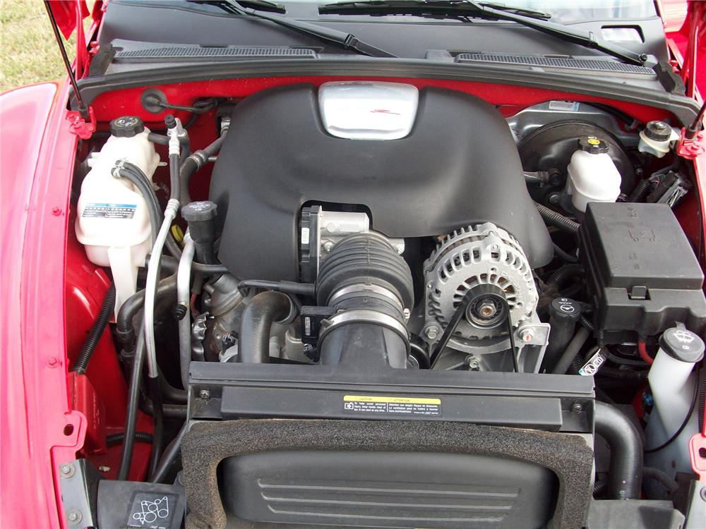 2005 CHEVROLET SSR TRUCK - Engine - 79620