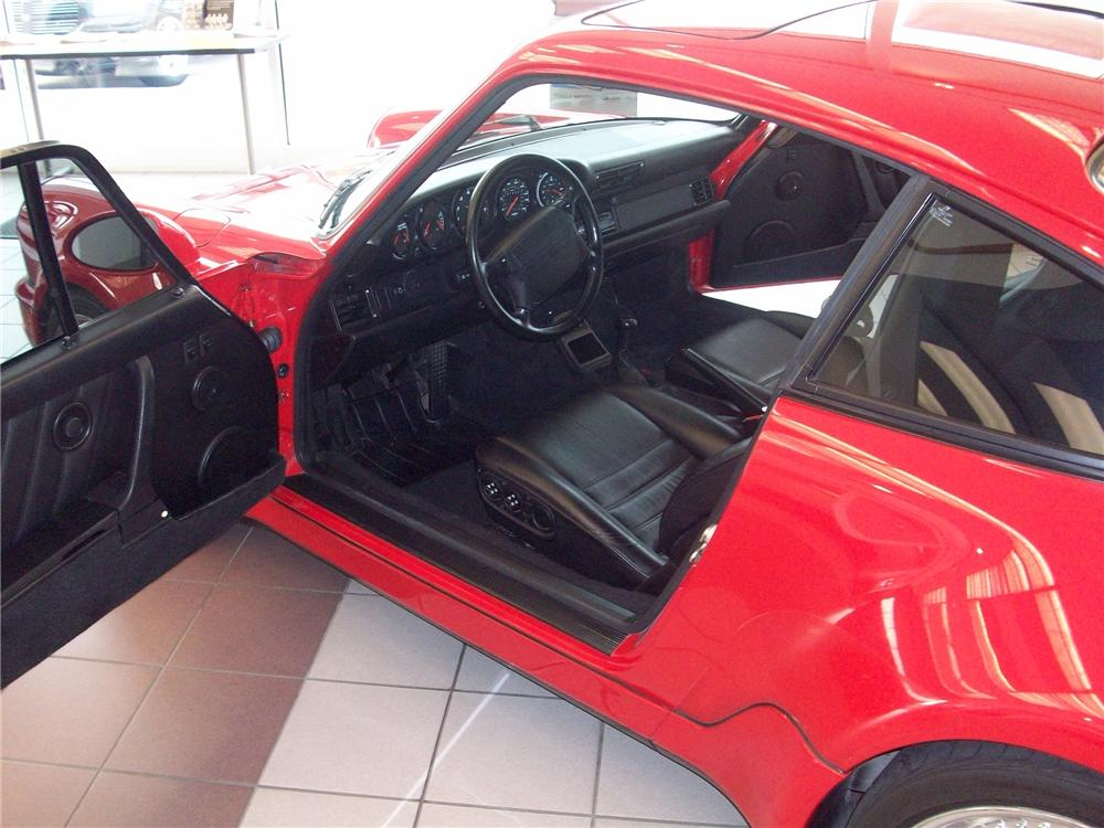 1991 PORSCHE 911 2 DOOR COUPE - Interior - 79621