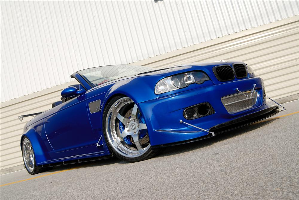 2002 BMW M3 CUSTOM CONVERTIBLE - Misc 1 - 79623