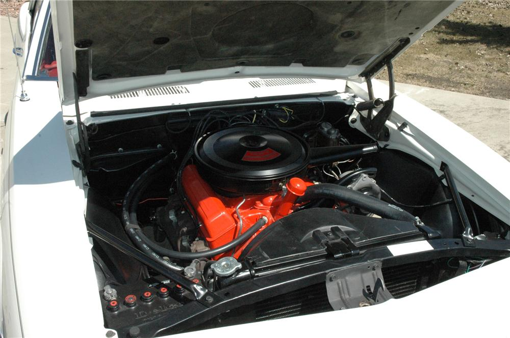 1967 CHEVROLET CAMARO COUPE - Engine - 79698