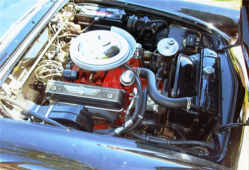 1956 FORD THUNDERBIRD CONVERTIBLE - Engine - 79749