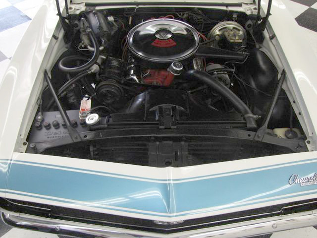 1967 CHEVROLET CAMARO INDY PACE CAR CONVERTIBLE - Engine - 79751