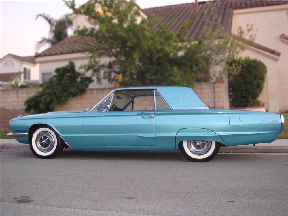 1966 ford thunderbird 2 door hardtop 79755. Cars Review. Best American Auto & Cars Review
