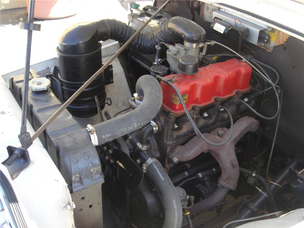 1950 WILLYS JEEPSTER PHAETON - Engine - 79758