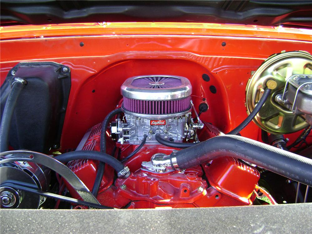1969 CHEVROLET BLAZER CUSTOM PICKUP - Engine - 79773