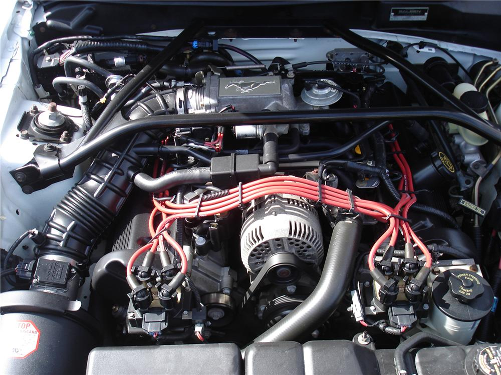 1996 FORD MUSTANG CUSTOM COUPE - Engine - 79778