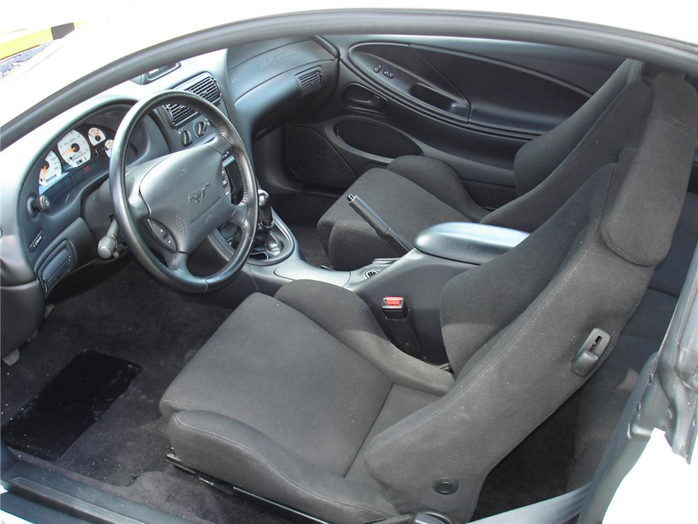 1996 FORD MUSTANG CUSTOM COUPE - Interior - 79778