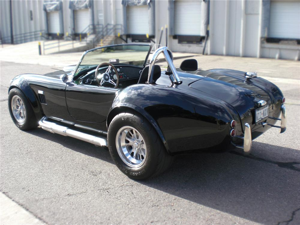 1966 SHELBY COBRA 427 ROADSTER REPLICA - Front 3/4 - 79819