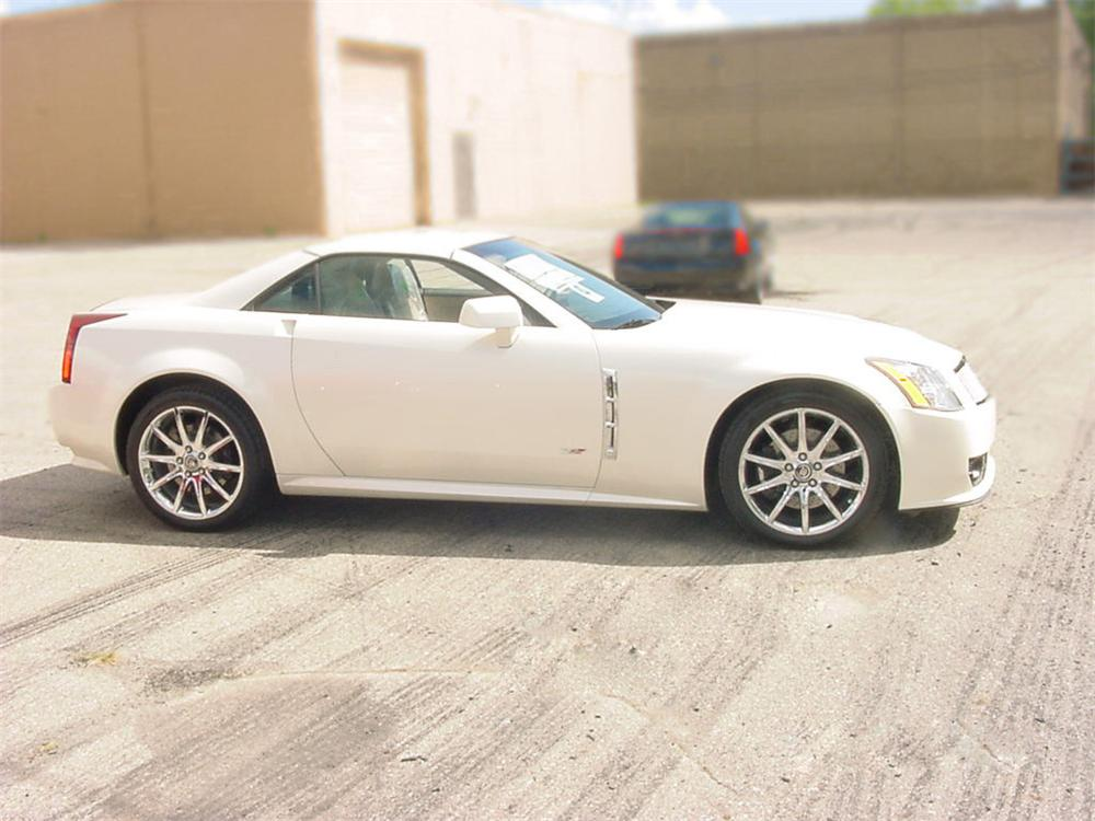 2009 CADILLAC XLR-V 2 DOOR CONVERTIBLE79842