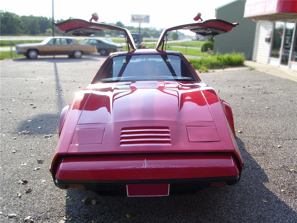 1975 BRICKLIN SV-1 GULLWING COUPE - Misc 1 - 79853