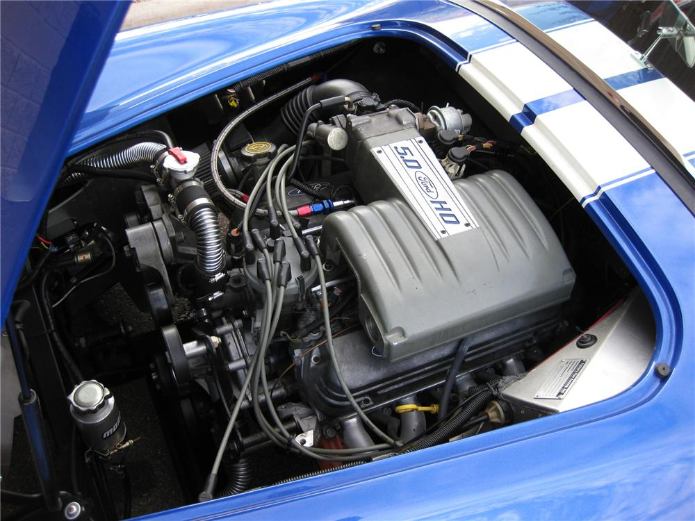 1965 SHELBY COBRA REPLICA ROADSTER - Engine - 79888