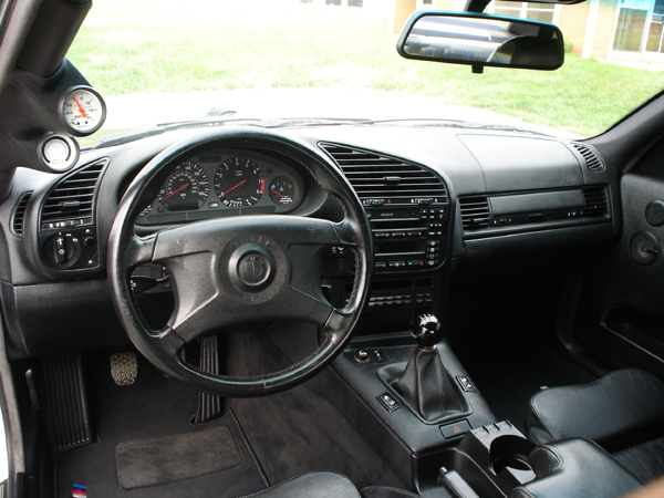 1995 BMW M3 2 DOOR COUPE - Interior - 79893