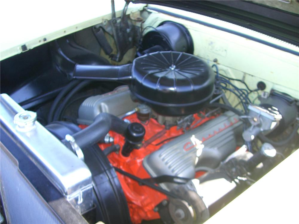 1958 CHEVROLET BISCAYNE 2 DOOR SEDAN - Engine - 79900