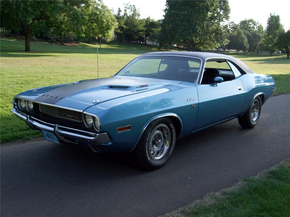 1970 dodge challenger r t 2 door hardtop 80922. Black Bedroom Furniture Sets. Home Design Ideas