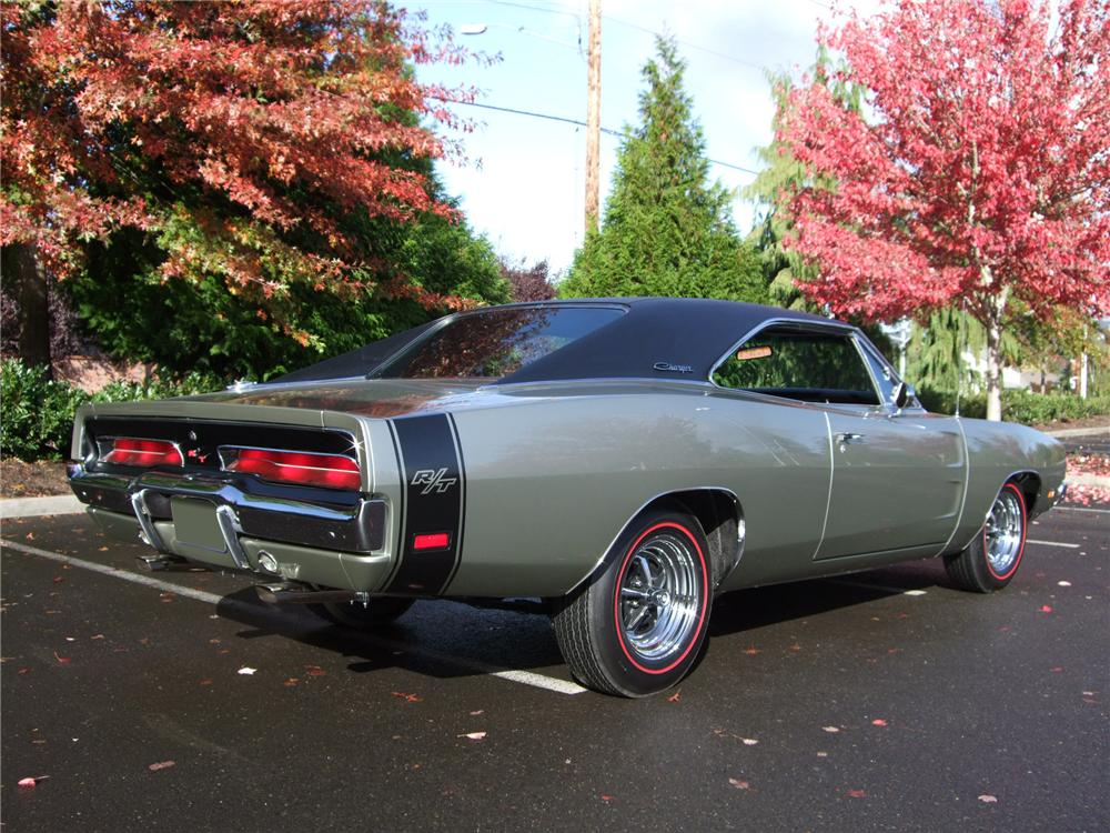 1969 dodge charger r t 2 door hardtop 80925. Black Bedroom Furniture Sets. Home Design Ideas