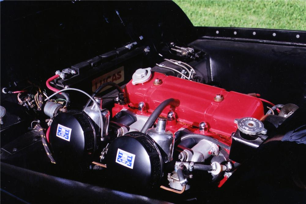 1955 TRIUMPH TR-2 ROADSTER - Engine - 80932