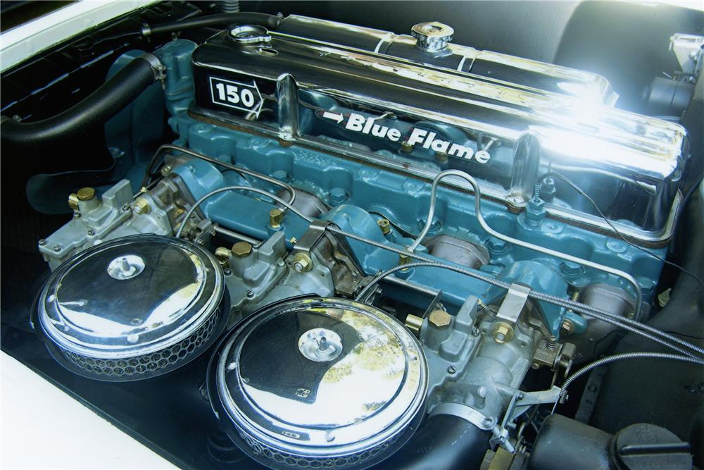 1954 CHEVROLET CORVETTE CONVERTIBLE - Engine - 80934