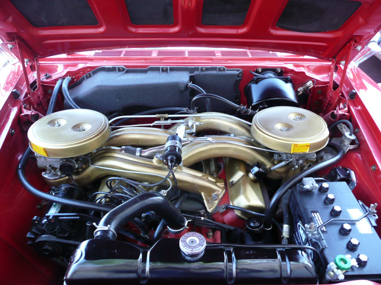 1960 Plymouth Fury Convertible Engine 80939