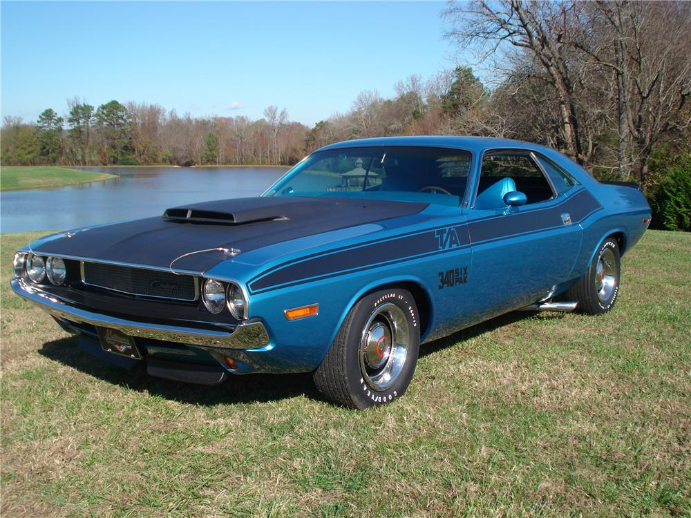 A 2 DOOR HARDTOP 80954 on dodge challenger engine