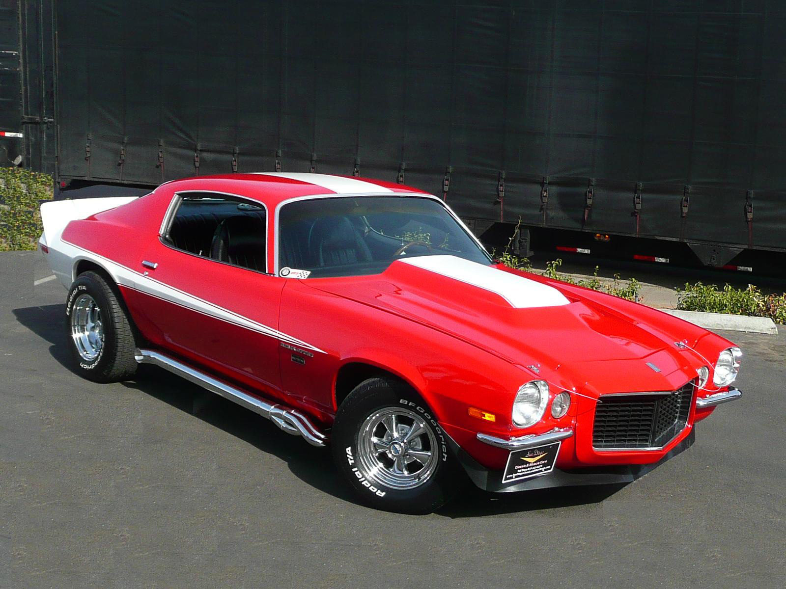 1970 Chevrolet Camaro Custom Camaro Coupe 80977