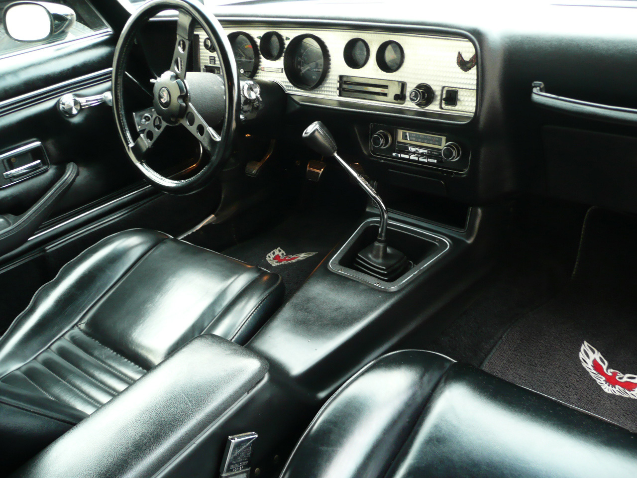 ... 1978 PONTIAC FIREBIRD TRANS AM COUPE   Interior   80983 ... Pictures Gallery